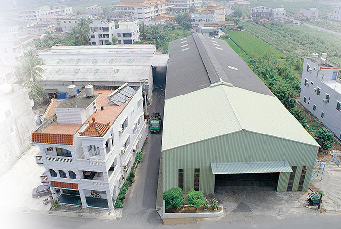 Dragon Iron Factory Co , Ltd  - Specialist in manufacturing